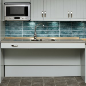 Adjustable Lifting Systems for Worktops - Electric