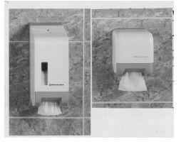 Kimberly Clark Toilet Tissue Dispensers