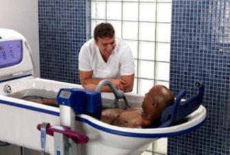 ArjoHuntleigh Primo and Rhapsody Baths