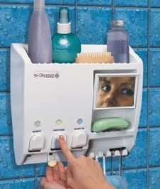 Ultimate Shower Dispenser