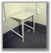 SRA Foldaway Shower Seats