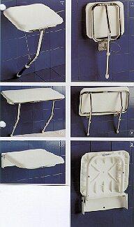 K-Care Fold-Up Shower Seats