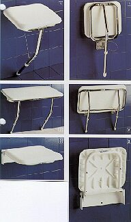 K-Care Fold-Up Shower Seats