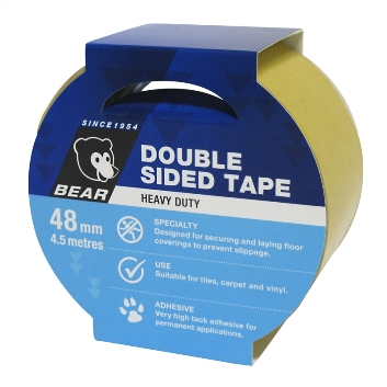 Bear Double Sided Carpet Tape