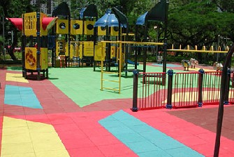 Playflex Play Surface Safety Tiles