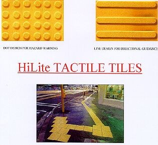 Hilite Tactile Ground Surface Indicators