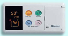 Rinnai Infinity Temperature Controlled Hot Water System