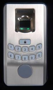 Covetek BioDoor HL1000 Fingerprint Deadbolt