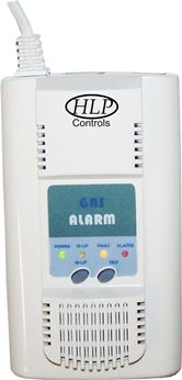 Gas Detector Mains Powered with Alarm