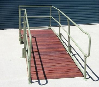 Fixed And Semi Permanent Ramps