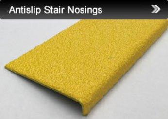 Range of Anti-Slip Stair Nosings and Coverings