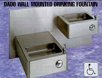 Britex Dado Drinking Fountain