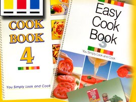 Easy Cook Books
